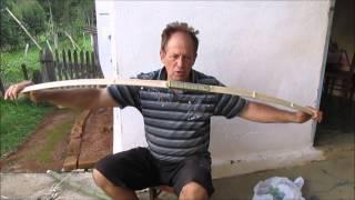 getlinkyoutube.com-Arco de bamboo artesanal para sobrevivência