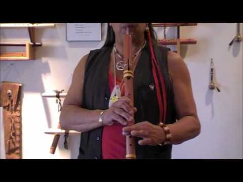 Learning the Native Flute - Lesson Three - The Slide