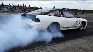 getlinkyoutube.com-Nissan 200 SX Turbo Sound & Acceleration