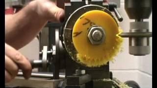getlinkyoutube.com-Metalwork-Making Gears
