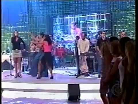 Encontro de  Gilmelândia, Ivete Sangalo e Carla Visi - Domingão do Faustão - Globo