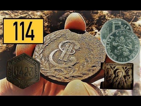 Монеты с копа в поле