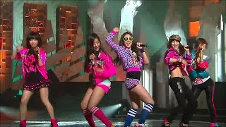 getlinkyoutube.com-【TVPP】After School - DIVA (New Member: U-ie), 애프터스쿨 - 디바 @ Show Music Core Live