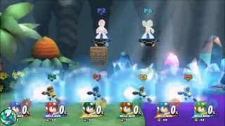 getlinkyoutube.com-Controlling Multiple Characters at Once Glitch Super Smash Bros Wii U