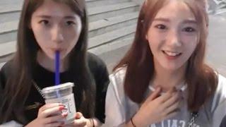 getlinkyoutube.com-[bj민성] 명동인터뷰 - 미쓰에이 (miss A)를 닮은 중국녀들!