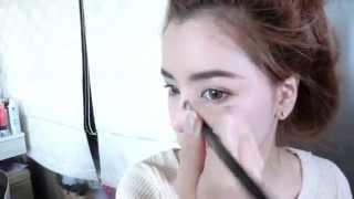 getlinkyoutube.com-How to makeup Korean style (แต่งหน้าสไตล์เกาหลี)