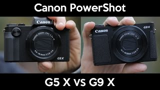 getlinkyoutube.com-Canon PowerShot G5 X vs. G9 X | hands on | impression | English review