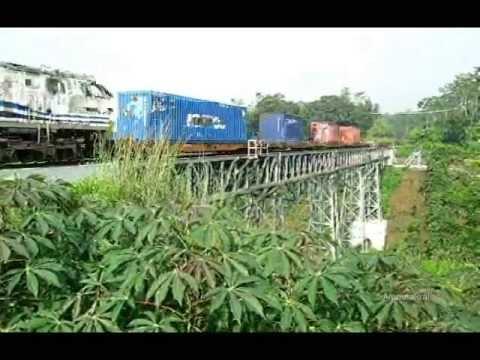 Jelajah Jembatan Kereta Api petak Padalarang - Sasaksaat