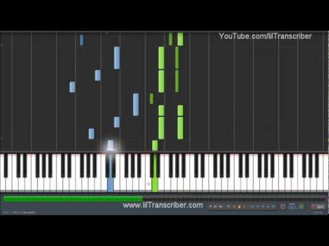 Gym Class Heroes - Stereo Hearts (Easy Piano Cover) by LittleTranscriber