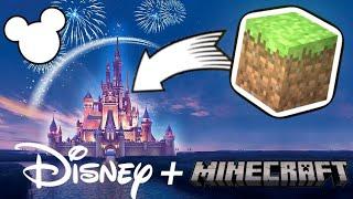 getlinkyoutube.com-Minecraft Disney Castle