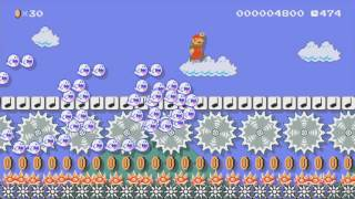 Super Mario Maker All Event Courses