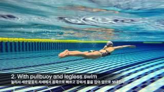 getlinkyoutube.com-이현진 / how to breast stroke /평영팔배우기/평영배우기