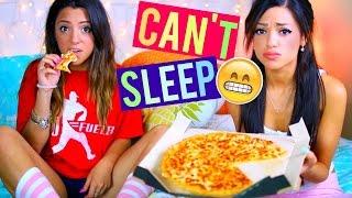 getlinkyoutube.com-Night Routine! FOR THOSE WHO CAN'T SLEEP | Niki and Gabi