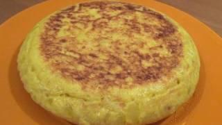 getlinkyoutube.com-Tortilla de patatas - Receta de cocina española