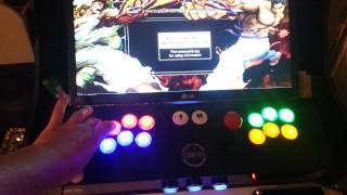 getlinkyoutube.com-Arcade bartop Hyperspin
