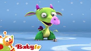 getlinkyoutube.com-Best of BabyTV # 2 - Draco, EggBird & Hungry Henry