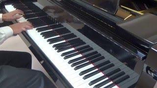 getlinkyoutube.com-【ピアノ】センダンライフ(ガラスの花と壊す世界)【keisy】