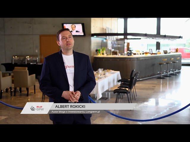#25latGPWspomnienia: Albert Rokicki, longterm.pl