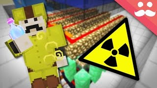 getlinkyoutube.com-How to make a NUCLEAR REACTOR in Minecraft!