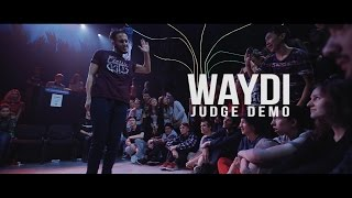 getlinkyoutube.com-Waydi | Judge demo | IN DA CIRCLE BATTLE | NOIR Films