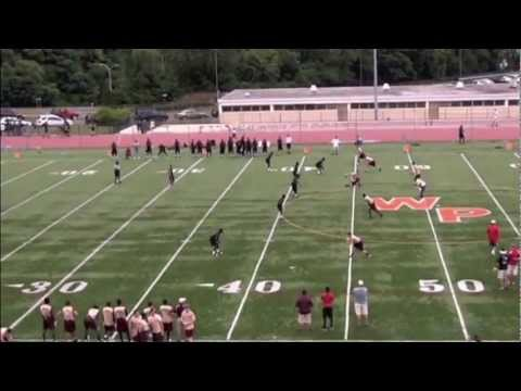 Chris Cooper 7v7 Highlights Iona Prep