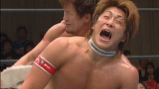 getlinkyoutube.com-2007.06.01  BEST OF THE SUPER Jr. B-BLOCK KANEMOTO vs B×B HULK