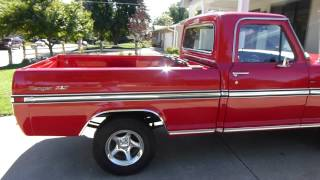 71 Ford F-100