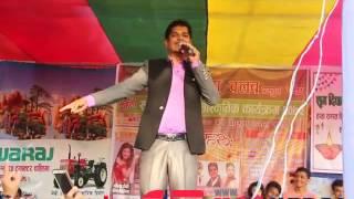 getlinkyoutube.com-Raja Rajendra Best Comedy Performance | Baigundhara, Jhapa