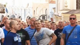 "Polacy na Litwie: Lech w Wilnie / Lenkai Vilniuje: ""Polskie Wilno!"" POLAND LOVES YOU BACK, LIETUVA!"