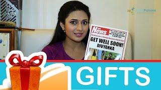 getlinkyoutube.com-Divyanka Tripathi Gift Segment - 01