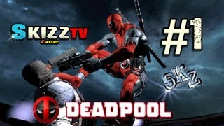(SkzTV) Deadpool - สุภาพบุรุษชุดไข่ดัน[สังคัง?] Part1 (Action Game)