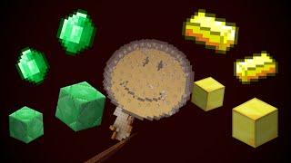 getlinkyoutube.com-Minecraft Automatic Emerald / Gold Farm + Ghast Tears / Magma Cream (Tutorial)