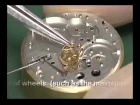 Orient Watches, The Making Of
