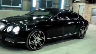 getlinkyoutube.com-Replica Bentley GT Kit $27000