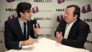 Viacom International CEO Bob Bakish on the changing global media landscape