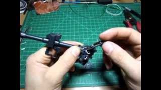 Gundam Weapon LED Mod Tutorial Part 2