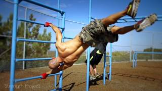 getlinkyoutube.com-Workout at the Park with Frank Medrano, Arash, Gabe