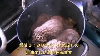getlinkyoutube.com-家二郎マニュアル ~おうちでラーメン二郎~