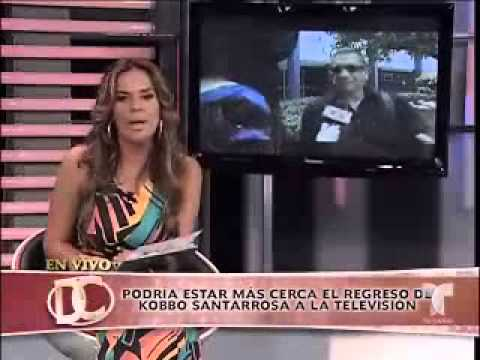 ¿Regresara Kobbo Santarrosa a Wapa TV?
