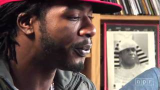 Gyptian - Acoustic session