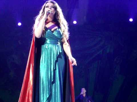 Sarah Brightman in concert - Phantom of the Opera