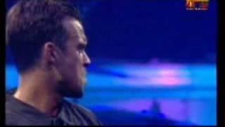 getlinkyoutube.com-Robbie Williams - Ser mejor (español)