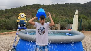 getlinkyoutube.com-ICE BUCKET CHALLENGE | sTaXx Y Luzo