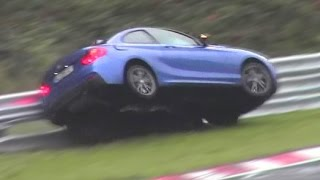 Nürburgring 2015 CRASH & FAIL Compilation Nordschleife Touristenfahrten VLN 24H