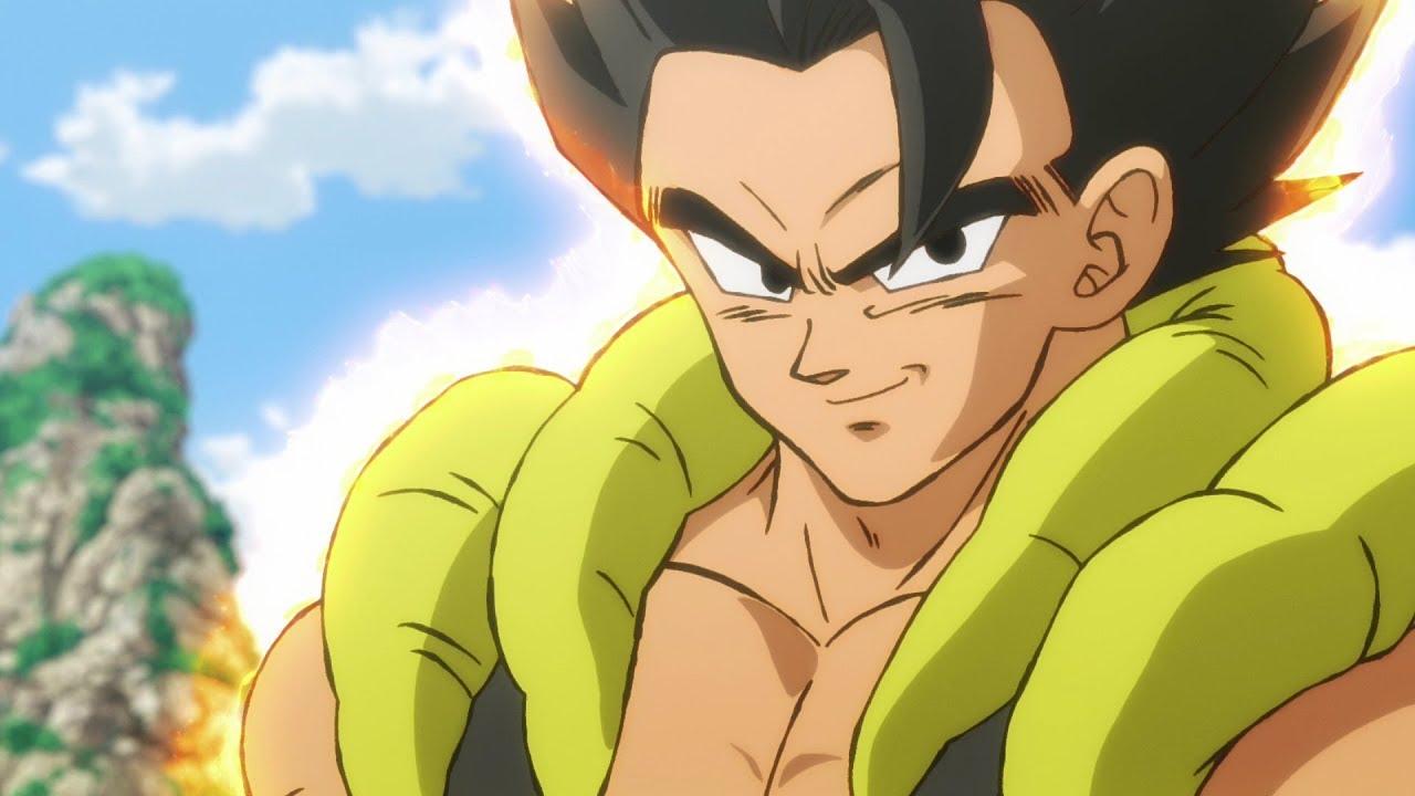 Dragon Ball Super Broly Film Reveals Gogeta In Action