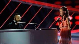 "getlinkyoutube.com-Elena Hasna feat. Ovi - Christina Aguilera - ""Say Something"" - Next Star"