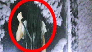 getlinkyoutube.com-Ghost Girl Likes KNIFES SCARY Blizzard Haunting