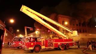 getlinkyoutube.com-ShapPhoto Chicago 3-11 Alarm fire 8-27-14