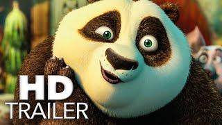 KUNG FU PANDA 3 | 7 Filmausschnitte & Trailer