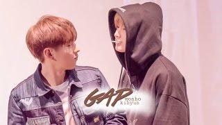 getlinkyoutube.com-(OPV) MONSTA X : WONHO & KIHYUN #วอนกี | GAP